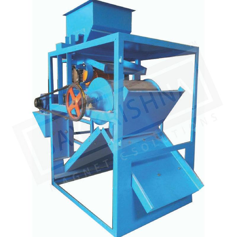 Single Drum Magnetic Separators