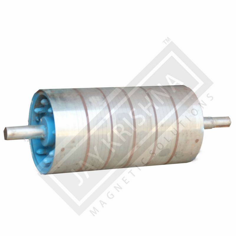 Permanent Magnetic Drum Pulley