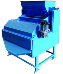 Drum Type Magnetic Separator - Jaykrishna Magnetics Pvt Ltd
