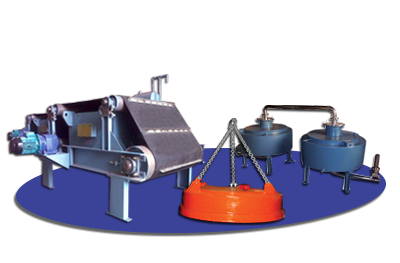 Electromagnetic Equipments - Jaykrishna Magnetics Pvt Ltd