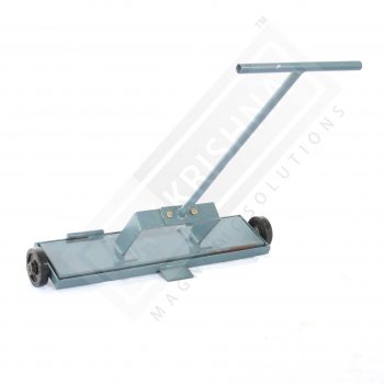Magnetic Floor Sweeper - Jaykrishna Magnetics Pvt Ltd