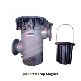 Jacketed Trap Magnet