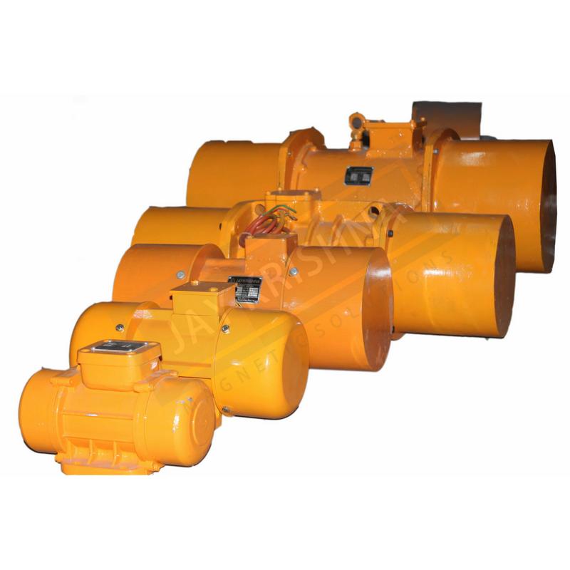 Vibratory Motor - Wide Range