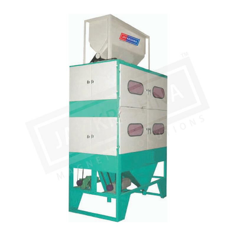 Electrostatic Drum Separators