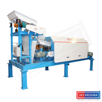 Eddy Current Separator – Jaykrishna Magnetics Pvt Ltd