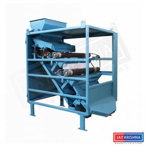 Roller Type Magnetic Separator Manufacturers and Suppliers in India - Jaykrishna Magnetics Pvt. Ltd.