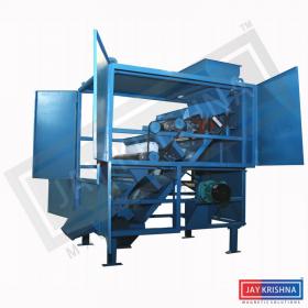 High Intensity Roller Type Separator –  Jaykrishna Magnetics Pvt Ltd