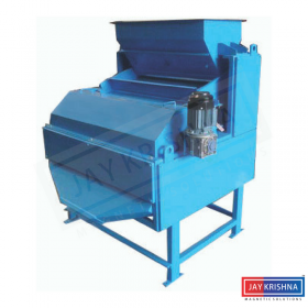 Single Roller Magnetic Separator Manufacturers and Suppliers In Gujarat – Jaykrishna Magnetics Pvt. Ltd.