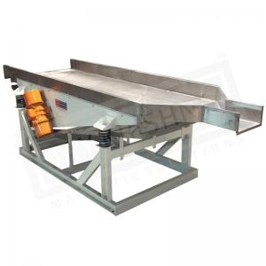 De-oiling vibrating screen manufacturers