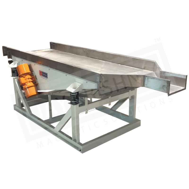 De-oiling vibrating screen manufacturers