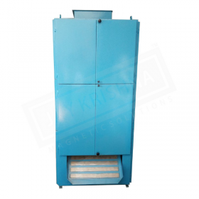 Double Drum Magnetic Separator Manufacturers and Suppliers Close – Jaykrishna Magnetics Pvt. Ltd.