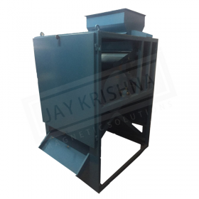 Single Drum Magnetic Separator Manufacturers and Suppliers – Jaykrishna Magnetics Pvt. Ltd.