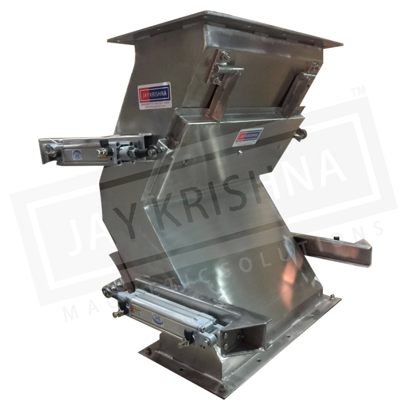 Pneumatically operated hump magnet manufacturers and supplier