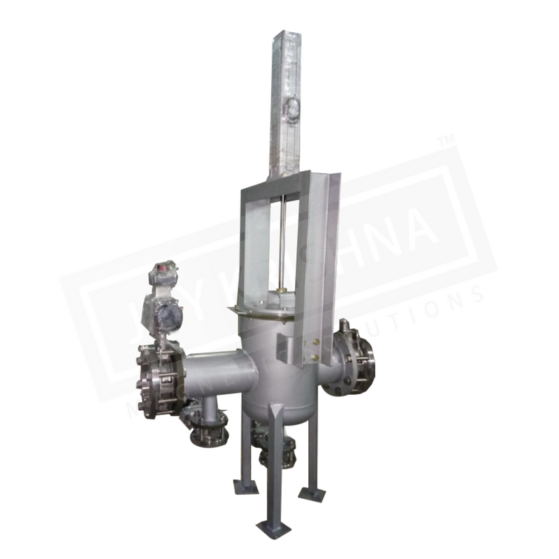 Pneumatically-Operated-Magnetic-Trap / Magnetic Filter Manufacturers and Suppliers