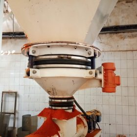 Installed Bin Activator In Spices Plant