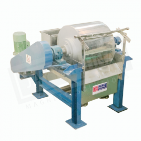 Wet Drum Magnetic Separator – Jaykrishna Magnetics Pvt. Ltd.