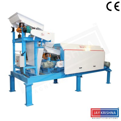 Eddy Current Separator Manufacturer in India_CE Certified