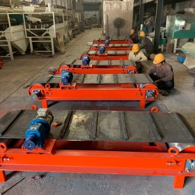 Overband Magnetic Separator For Dispatch
