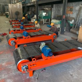 Overband Magnetic Separator Manufactring