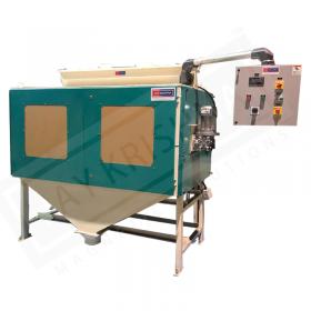 Magnetic Destoner Manufacturer – New Design With Hanging Panel