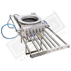 Pneumatically Operated Drawer Magnet